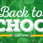 Începe școala! – Luni, 11 septembrie, ora 10:00!